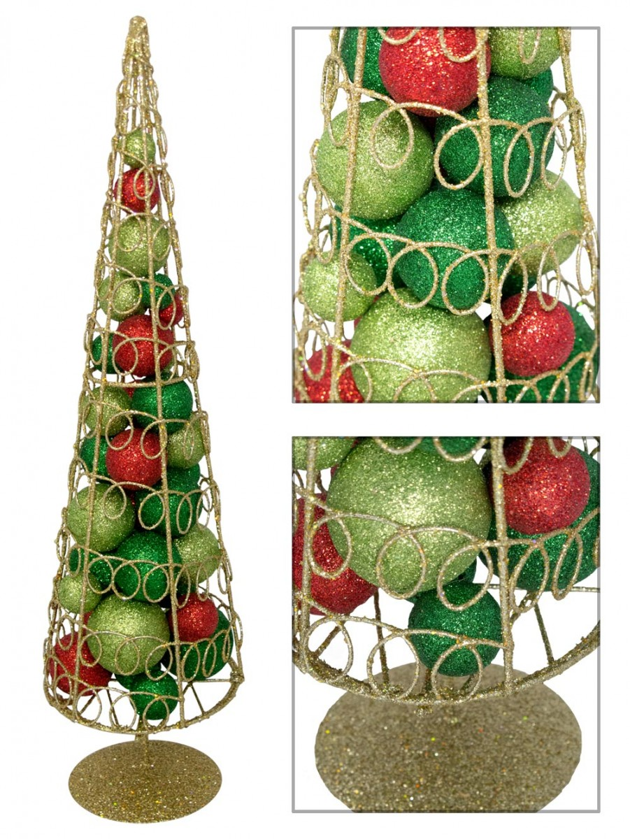 Wired Christmas Decorations Glitter Wire Center Carmanahr Universal Go Powertm Inverter Installation Kit Bauble Filled Gold Cone Table Top Tree 45cm Rh Christmaswarehouse Com Au