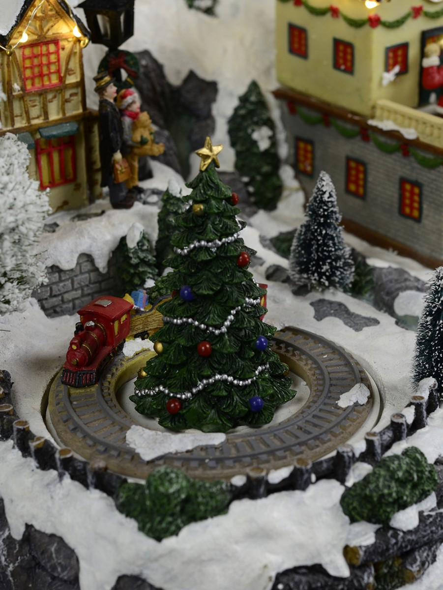 Awesome Christmas Musical Scenes Ornaments Part - 5: The Christmas Warehouse