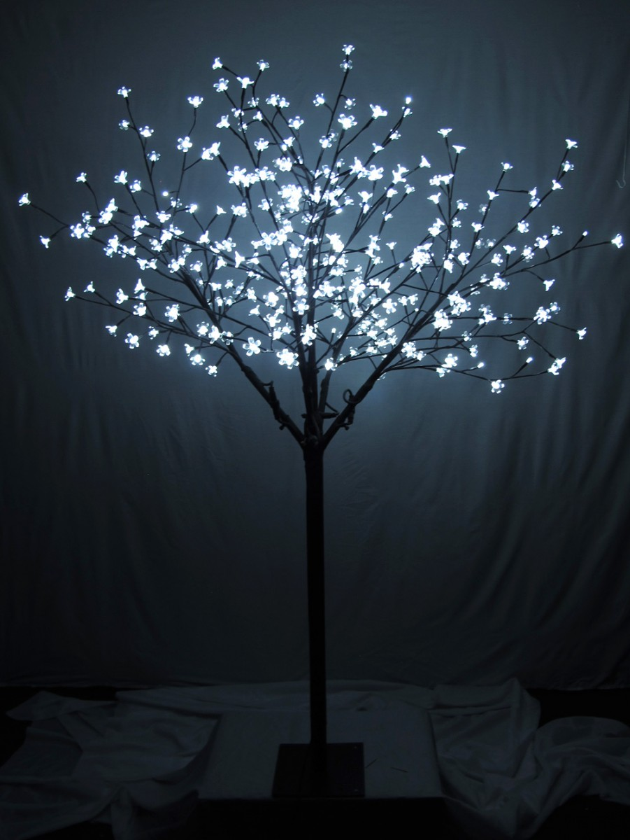 Dual Colour Sequence Led Cherry Blossom Tree 1 7m Product Archive Buy Online From The Christmas Warehouse