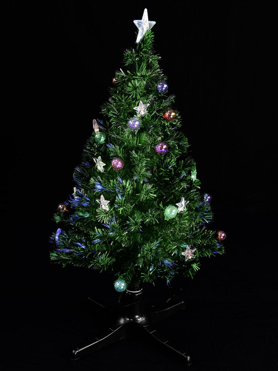Colour Changing Fibre Optic Christmas Tree