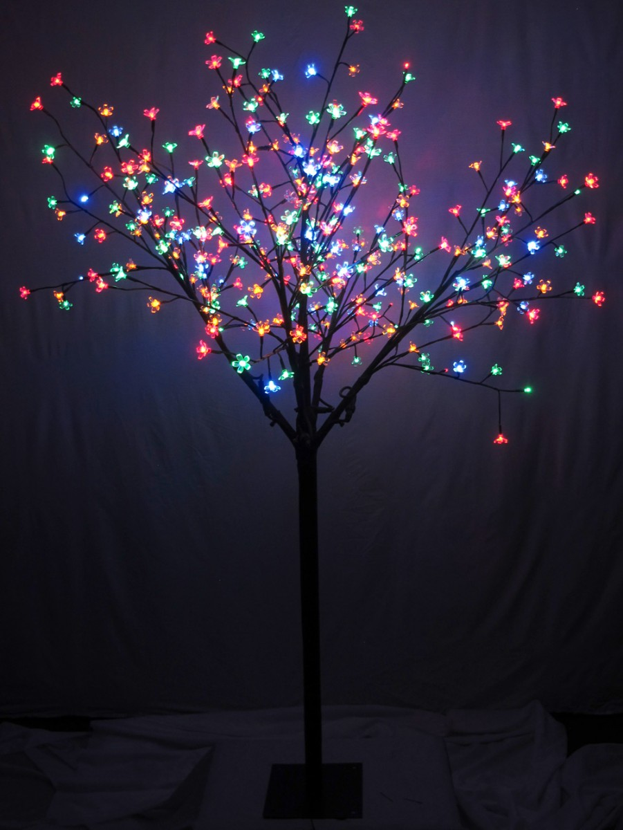 dual colour sequence led cherry blossom tree christmas lights buy online from the. Black Bedroom Furniture Sets. Home Design Ideas