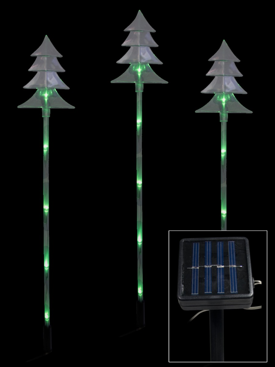 Lawn Stakes For Christmas Lights