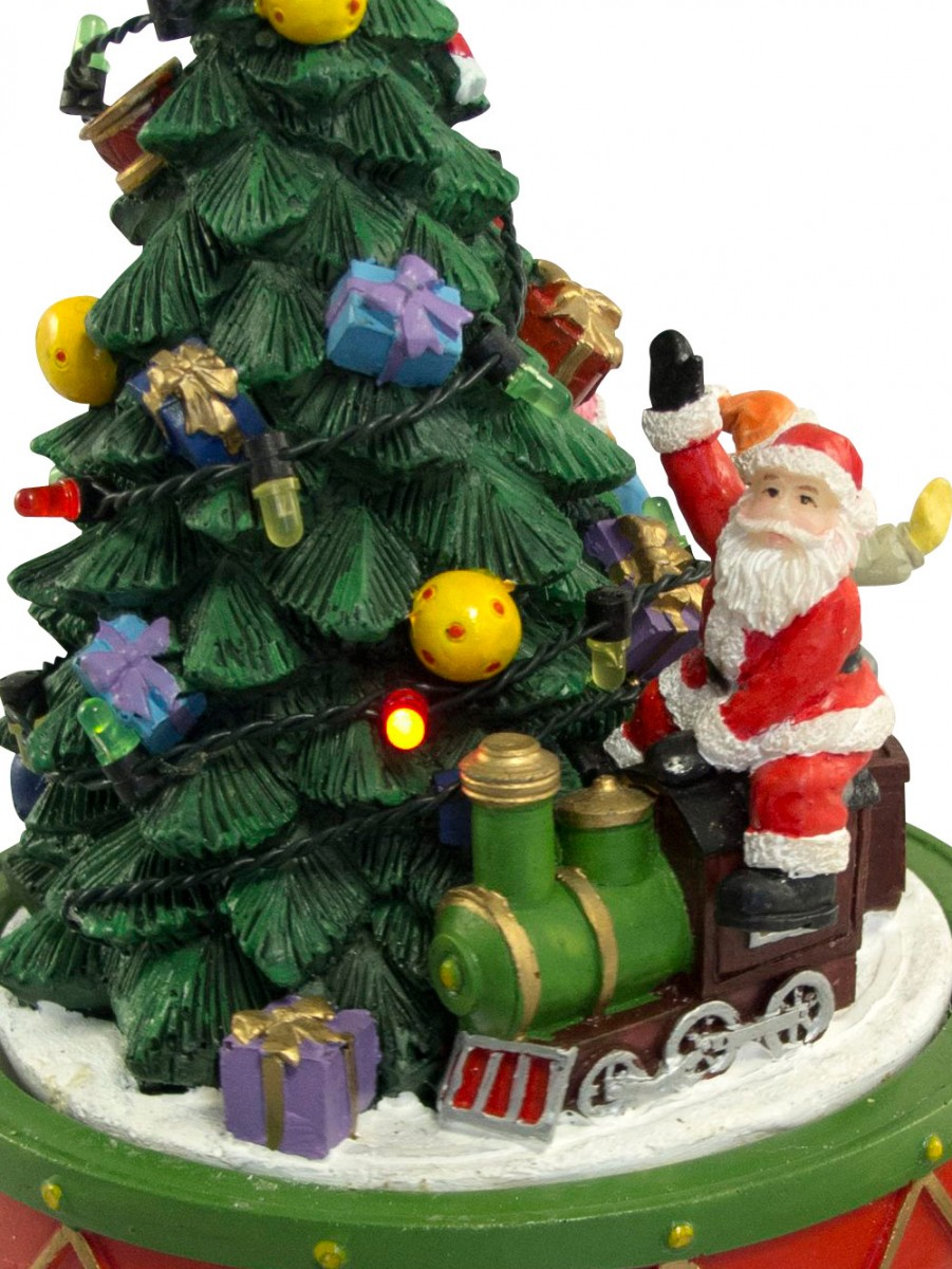 Train Christmas Tree Ornaments
