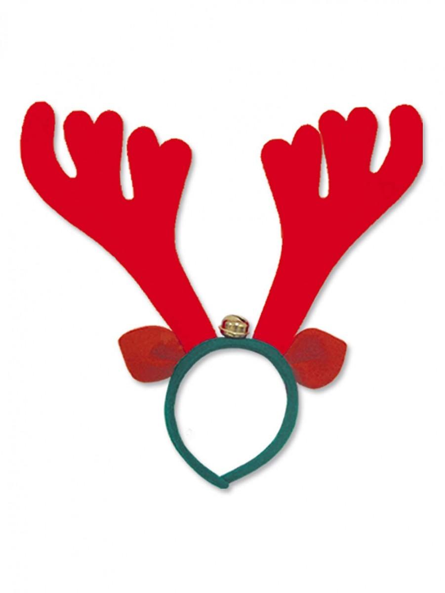 Reindeer antlers headband 35cm santa hats suits amp stockings the
