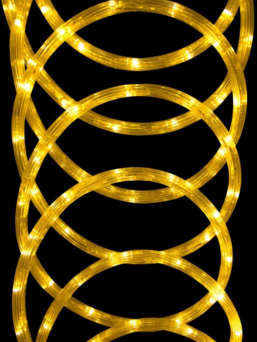 100 Warm White Lighting Connect Led Rope Light 5m