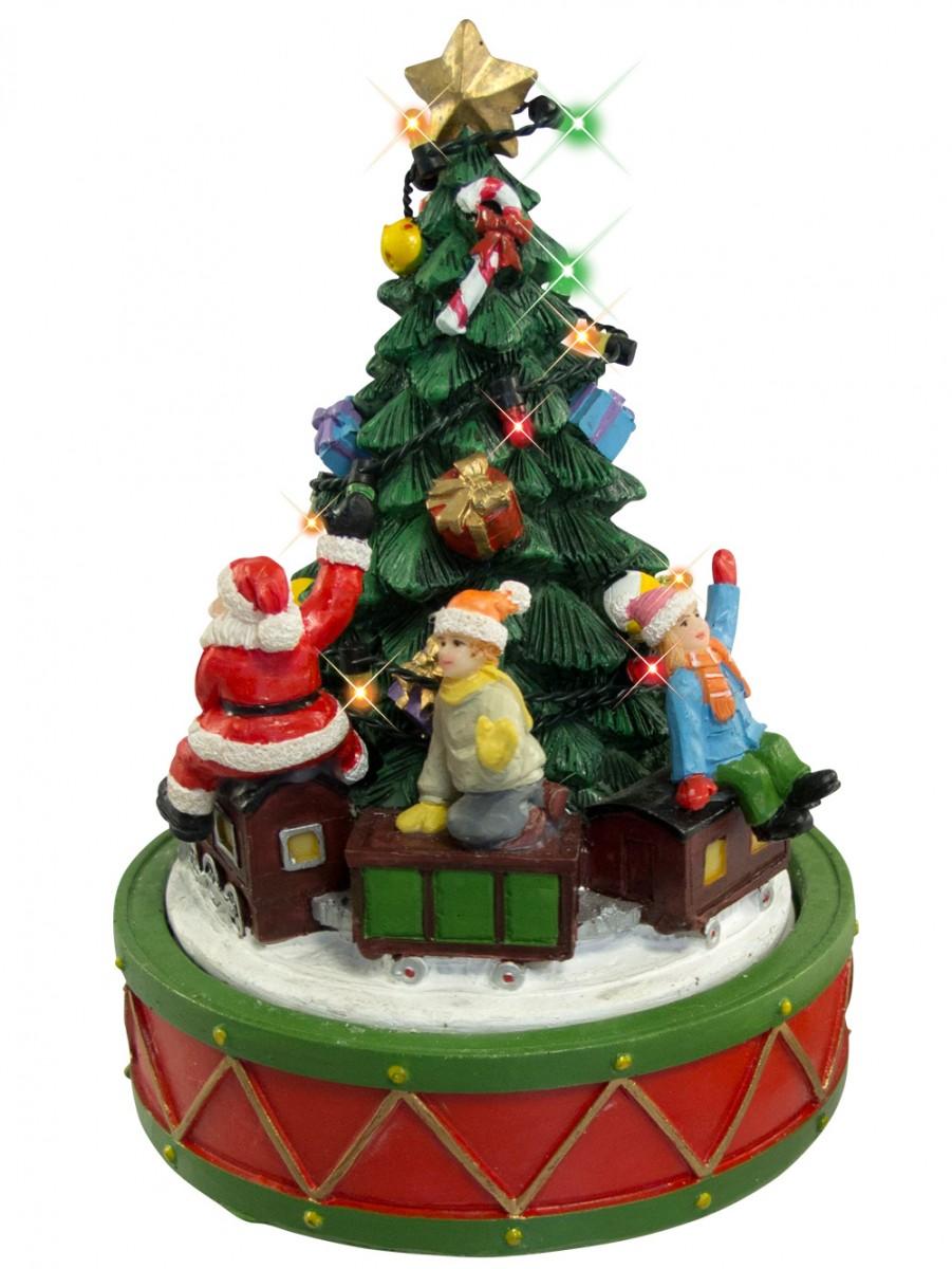 Train For Around Christmas Tree