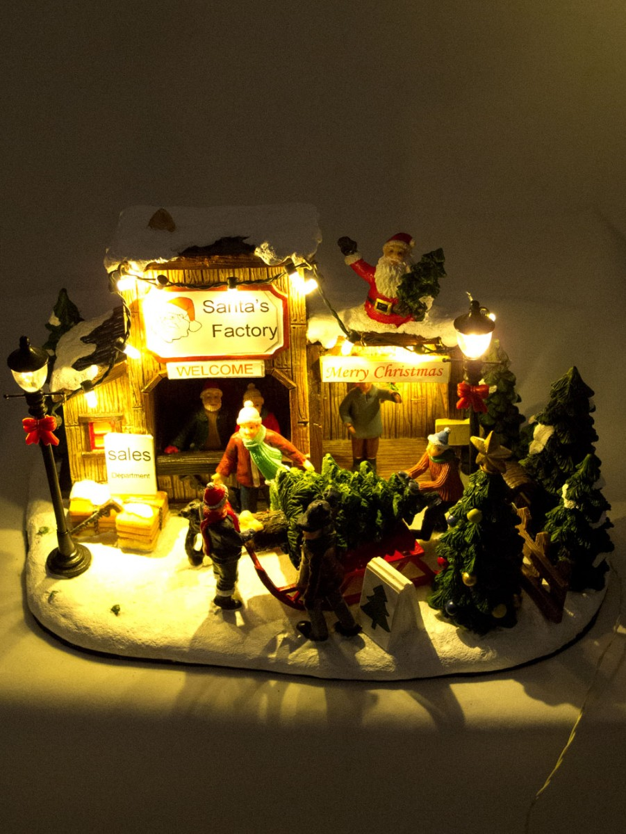 Christmas Village Replacement Lights